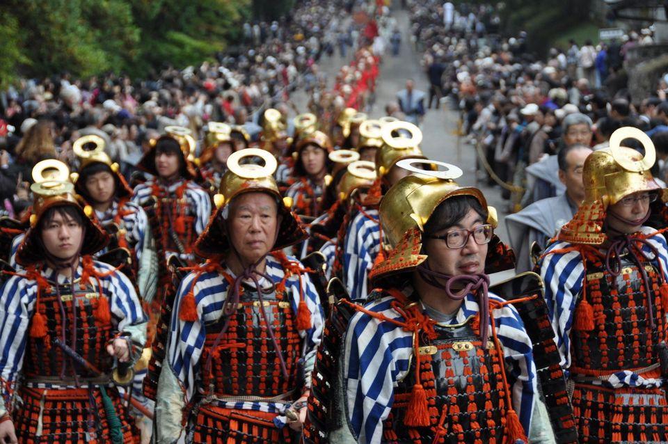 Nikko-Toshogu-festival