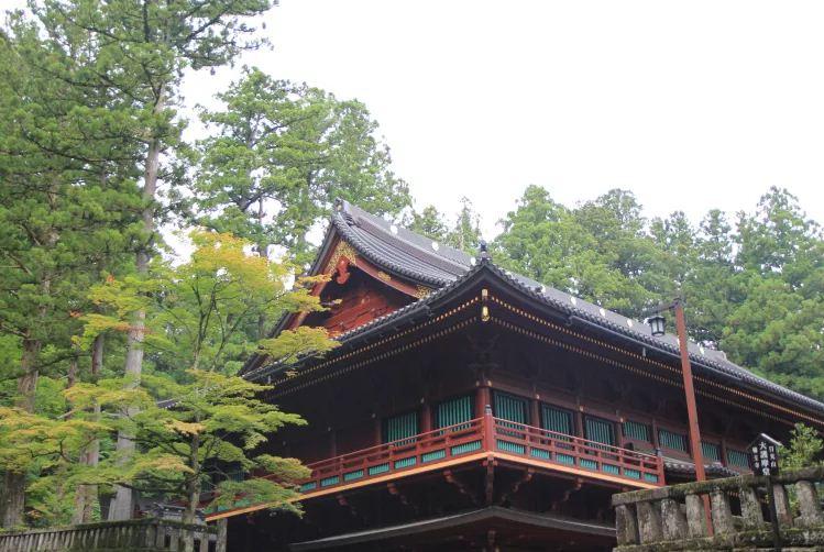 Rinno-ji Temple 2