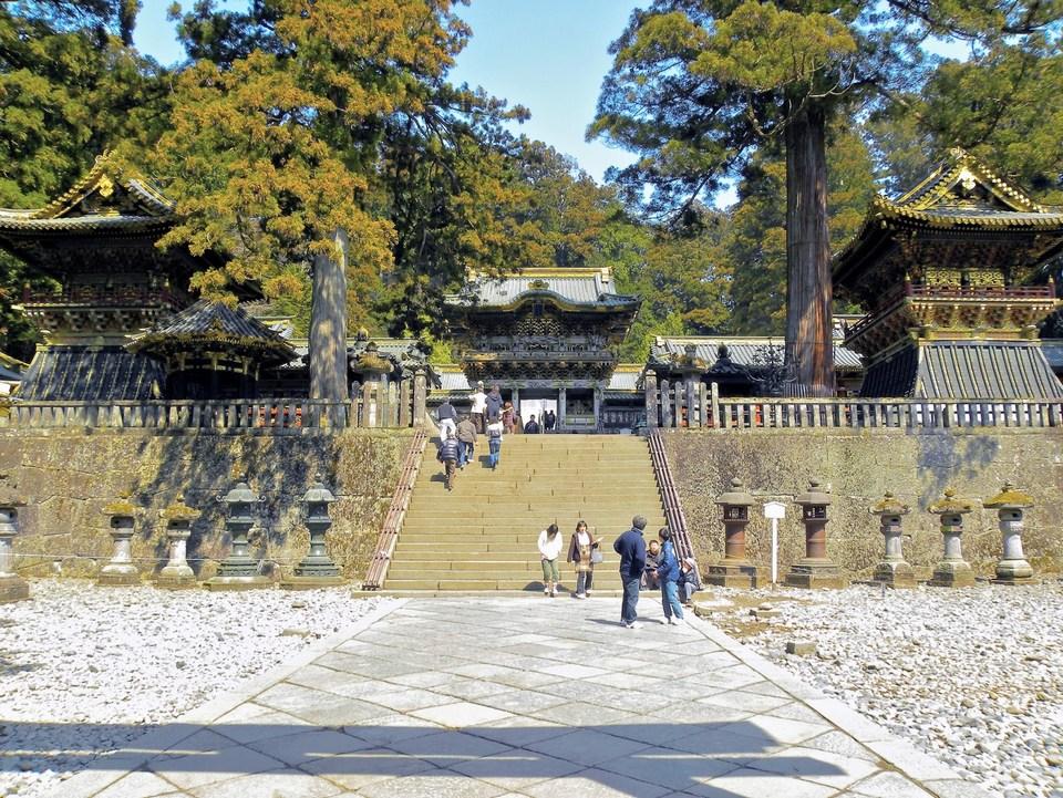 nikko toshogo temple