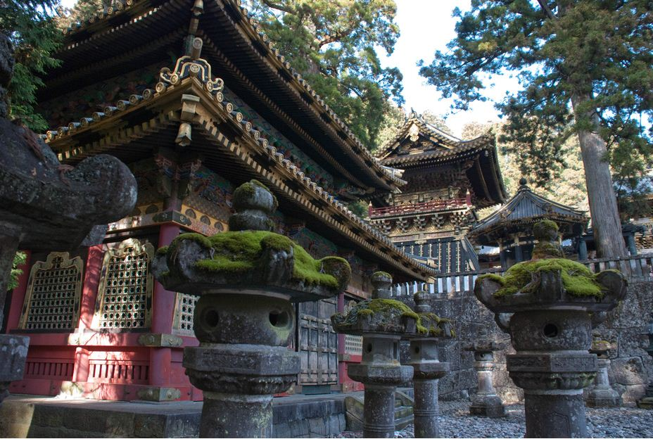 toshogu shrine temple