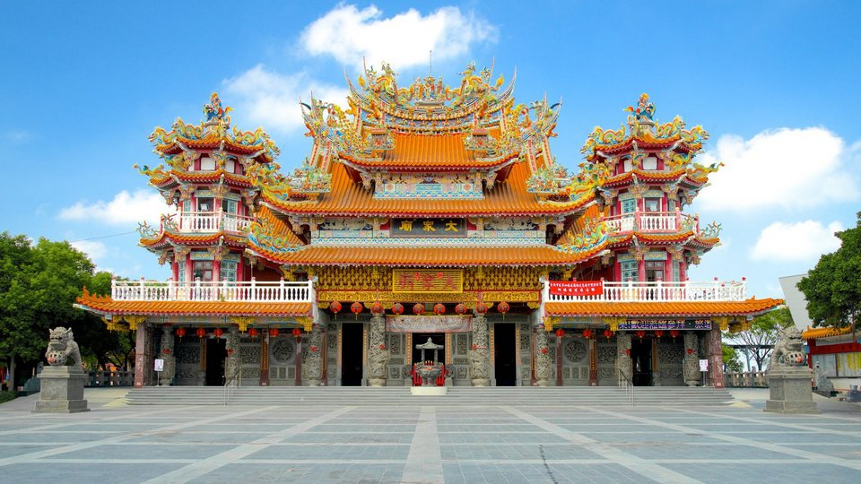 Sihcao Dajhong Temple.