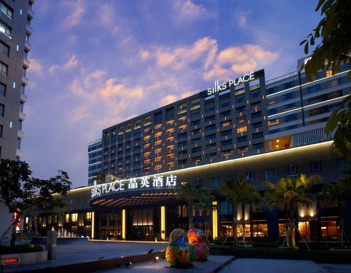 Hotel Silks Place Tainan