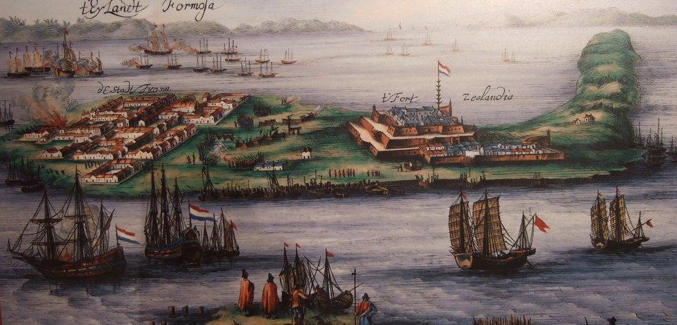 The Dutch surrender