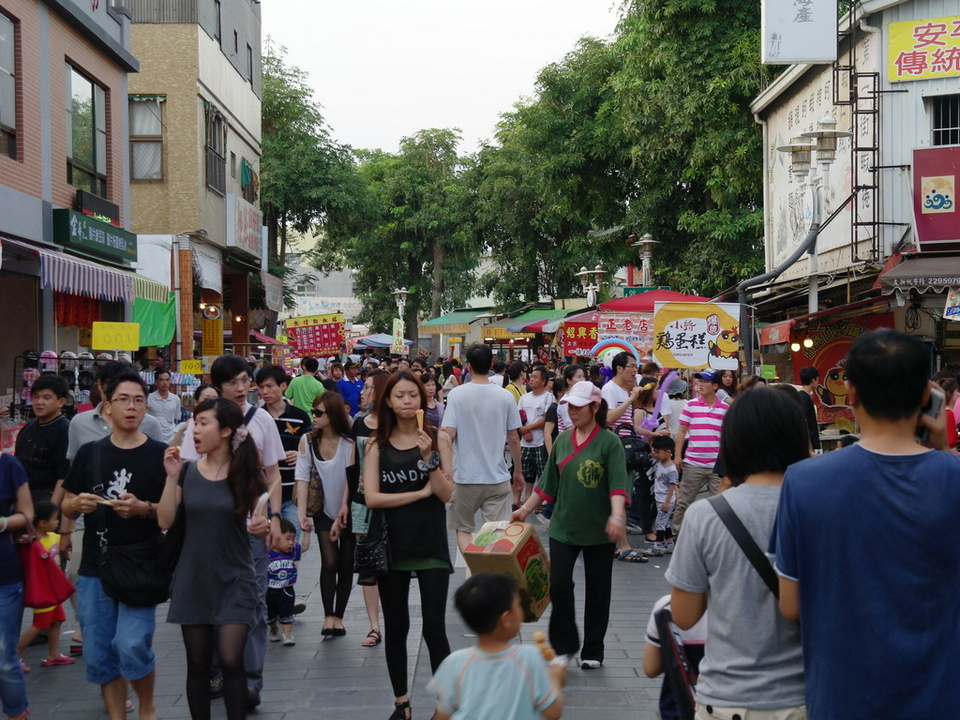 Anping Old Street (Yanping Old Street)