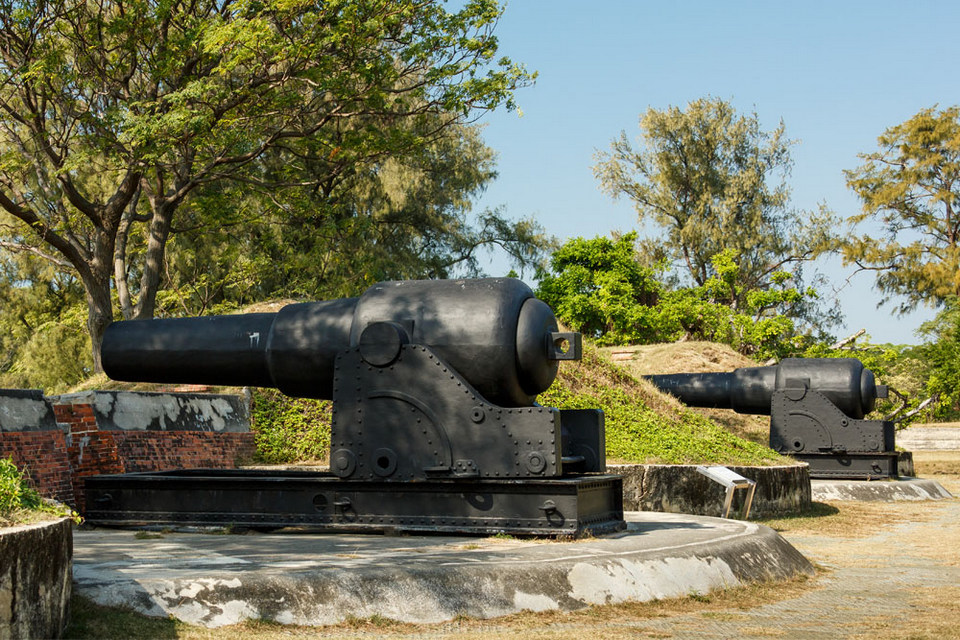 cannons Eternal Fortress