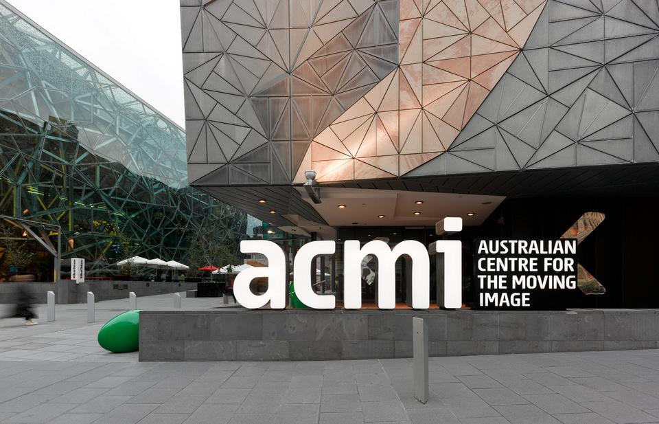 ACMI Museum Federation Square Melbourne