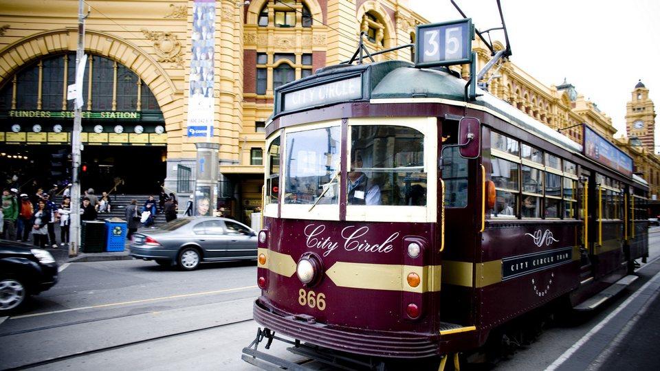 City Circle Tram 35