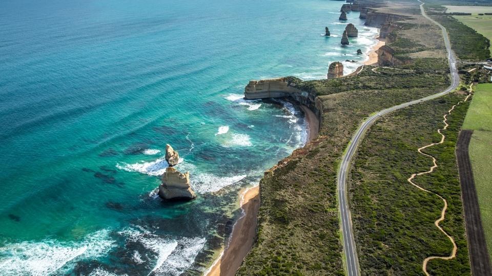 Great Ocean Road melbourne Credit: Melbourne city guide blog.