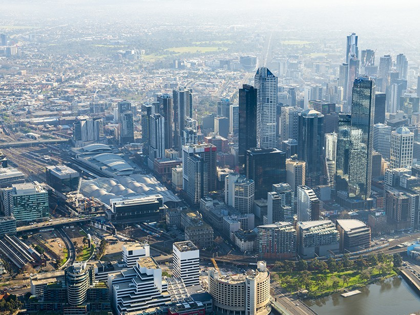 An aerial view over Melbourne's CBD. An aerial view over Melbourne's CBD. An aerial view over Melbourne's CBD. An aerial view over Melbourne's CBD. An aerial view over Melbourne's CBD. An aerial view over Melbourne's CBD. An aerial view over Melbourne's CBD.