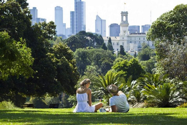 Royal Botanic Gardens Melbourne one day trip melbourne,1 day in melbourne australia,1 day trip in melbourne,