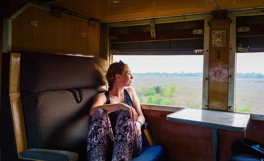 yangon to bagan by train