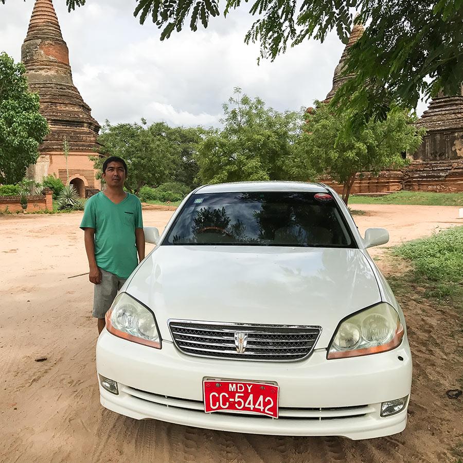 bagan taxi