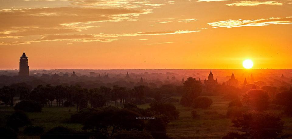 Dawn at Bulethi paya
