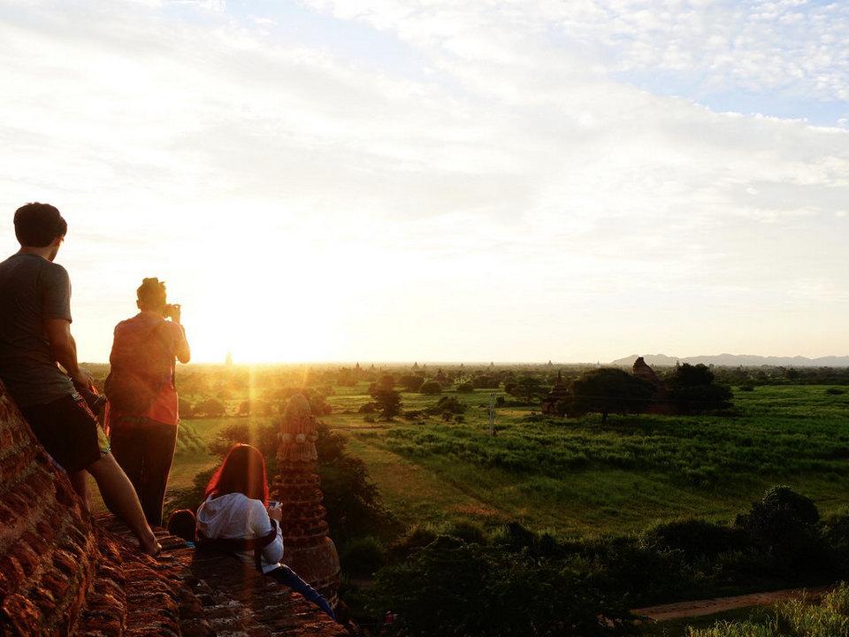 Sunrise at Bulethi