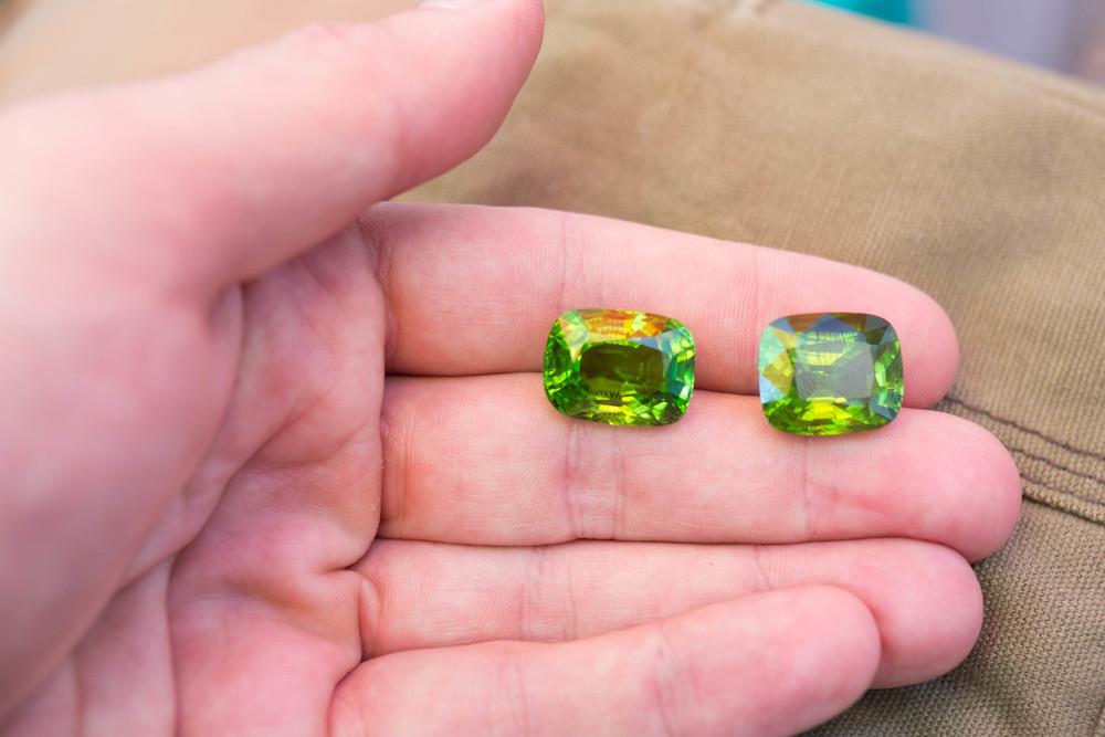 Gemstones burma