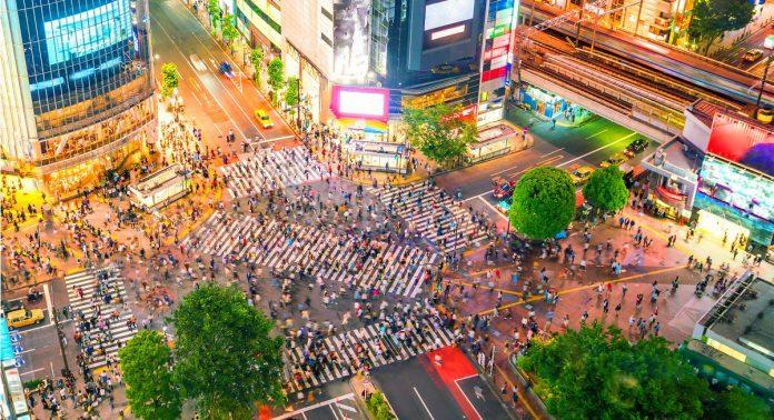 shibuya crossing tokyo tokyo blog tokyo travel blog