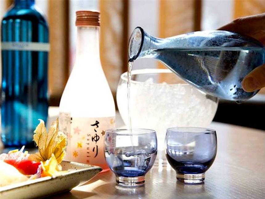 Slurp the sexy and smooth Sake – Japan's favourite drink!