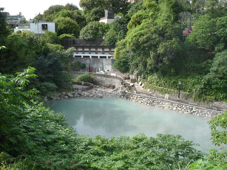 Jhihben hot springs, Taitung taiwan travel guide