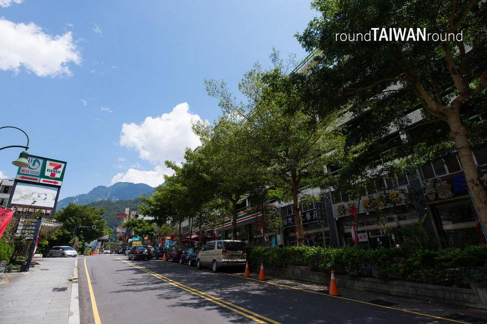 Guguan hot springs, Taichung taiwan travel guide