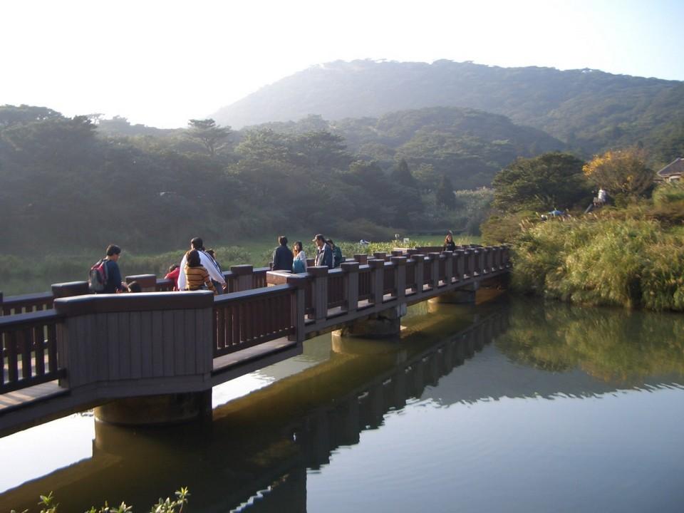 Yang Ming Shan Tien Lai Resort taiwan travel resort