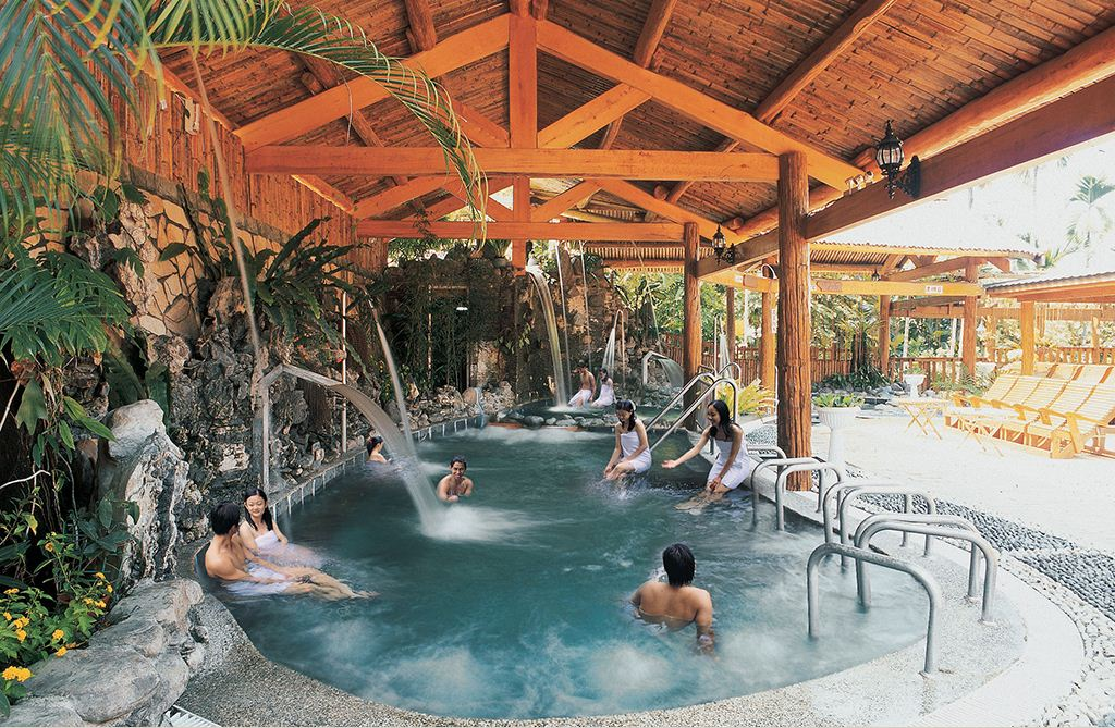 Baolai and Bulao Hot Springs