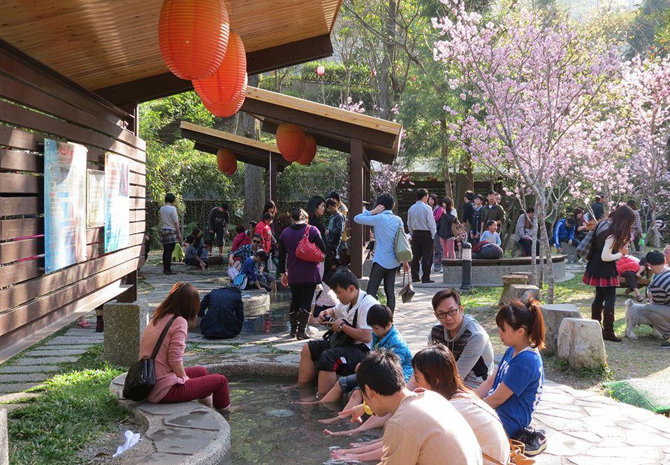 Guguan Hot Springs Park