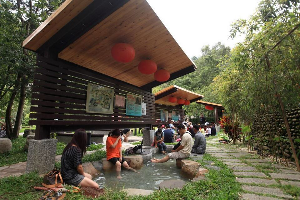 Guguan Hot Spring taiwan Credit: best hot springs in taiwan blog.