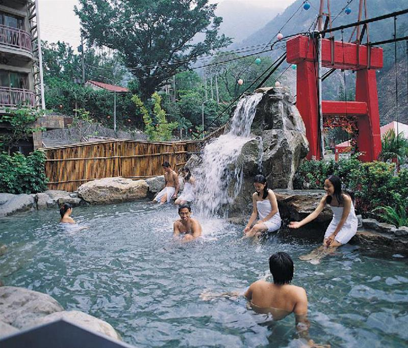 Guguan Hot Spring taiwan