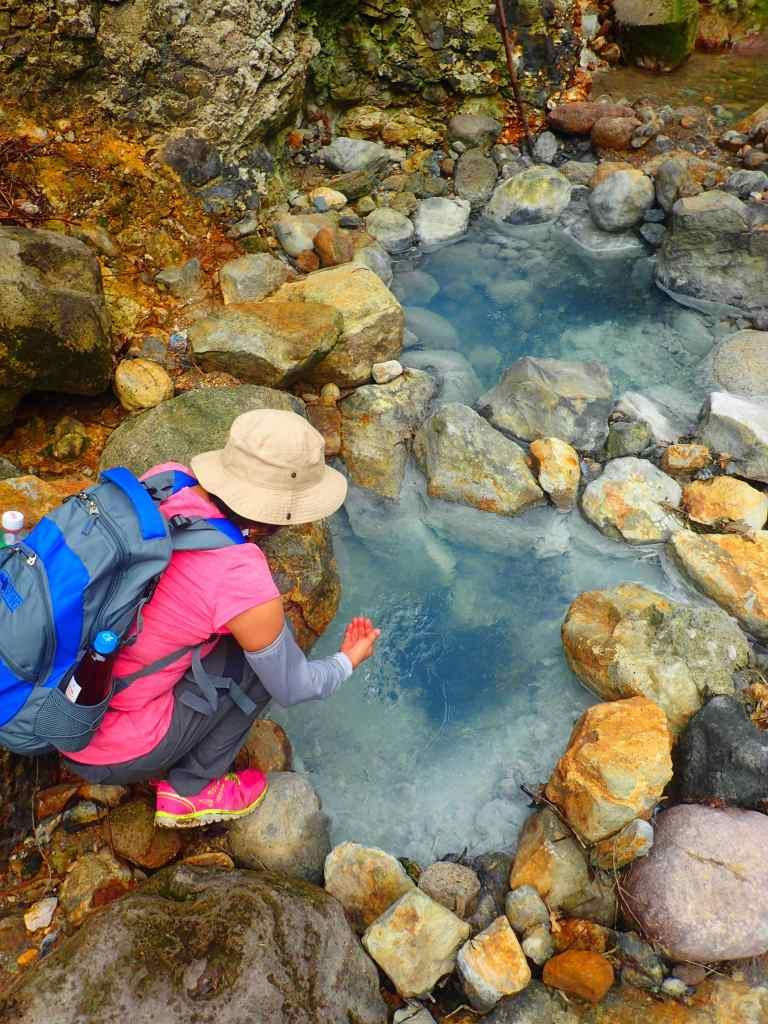 Yangmingshan hot springs Credit: best hot springs in taiwan blog.