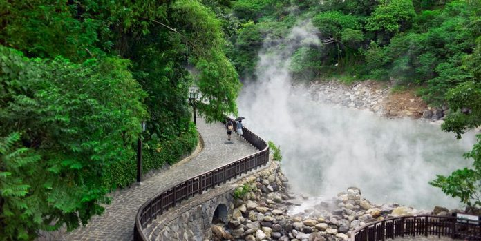 best onsen in taiwan-beitou-hot-springs