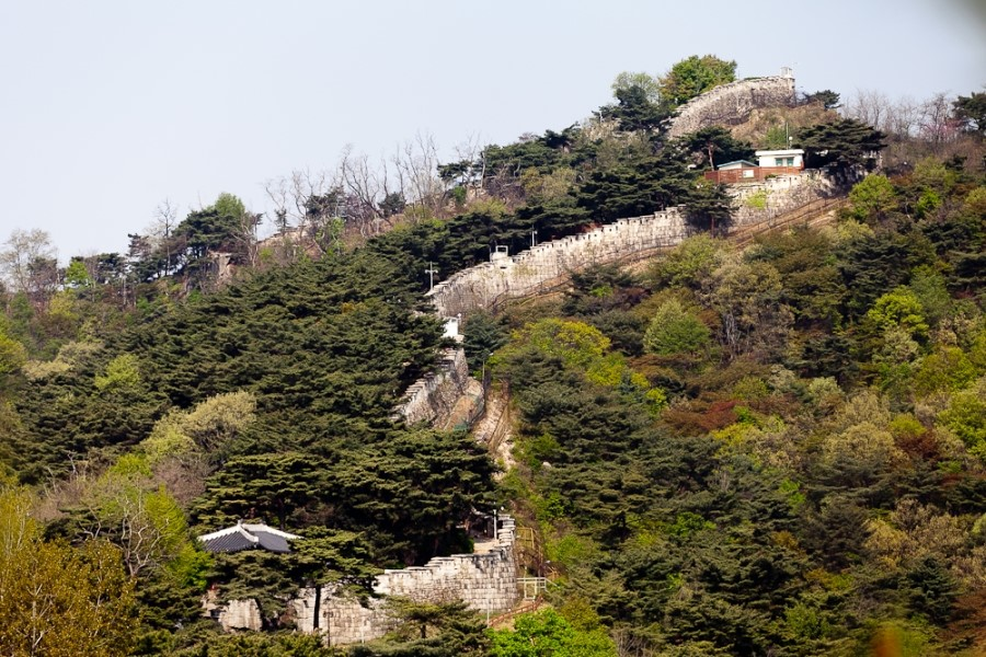 Bugaksan Fortress Wall (Seoul Fortress Wall)