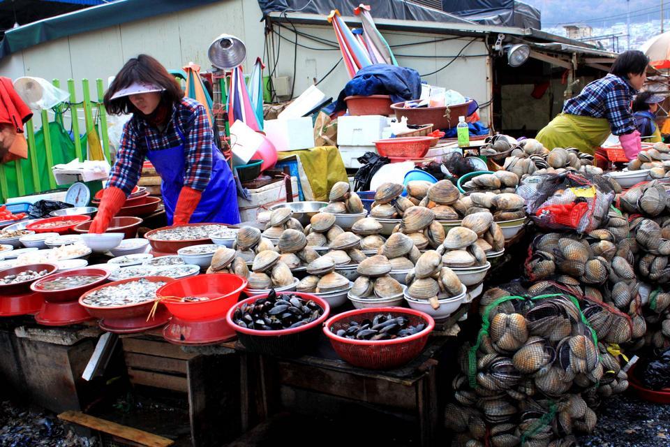 Busan Jagalchi Festival3