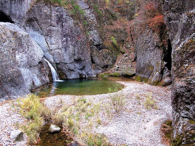 Juwangsan National Park autumn