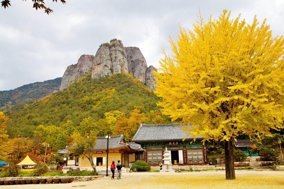 Jusanji Lake, Cheongsong, Korea Juwangsan3
