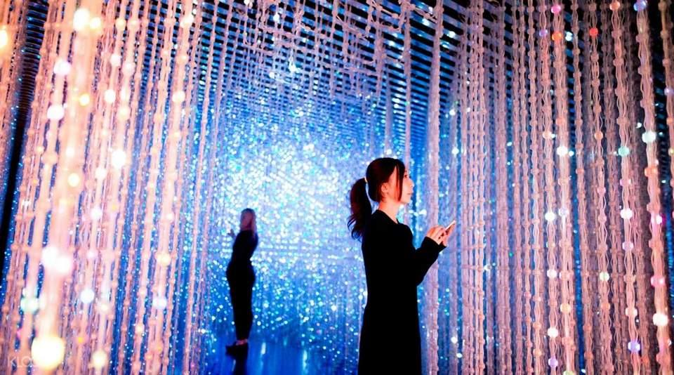 ArtScienceMuseum_MarinaBaySandsAdmissionTicket