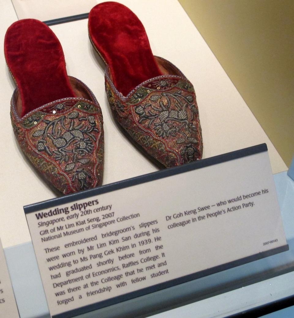 Singapore-Peranakan-Museum-Shoes