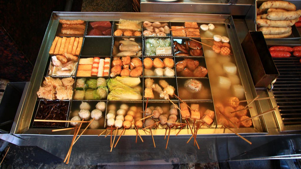 taiwan skewers Credit: must eat food in taipei blog.