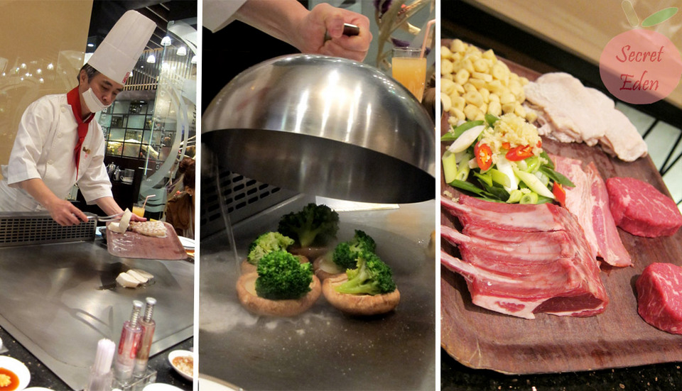 Hunghwa Teppanyaki Steak House3