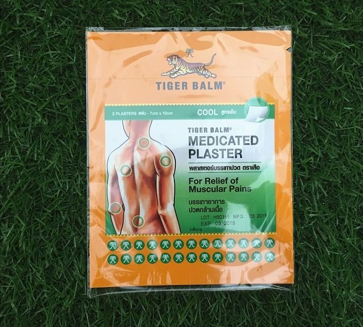 Thai Massage Plaster