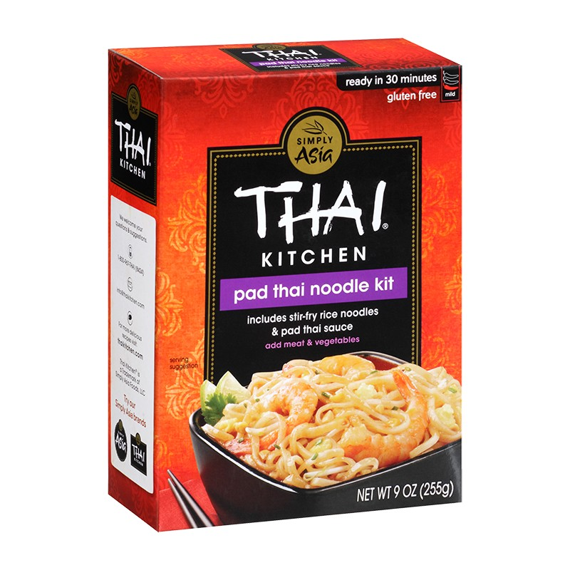 pad thai package