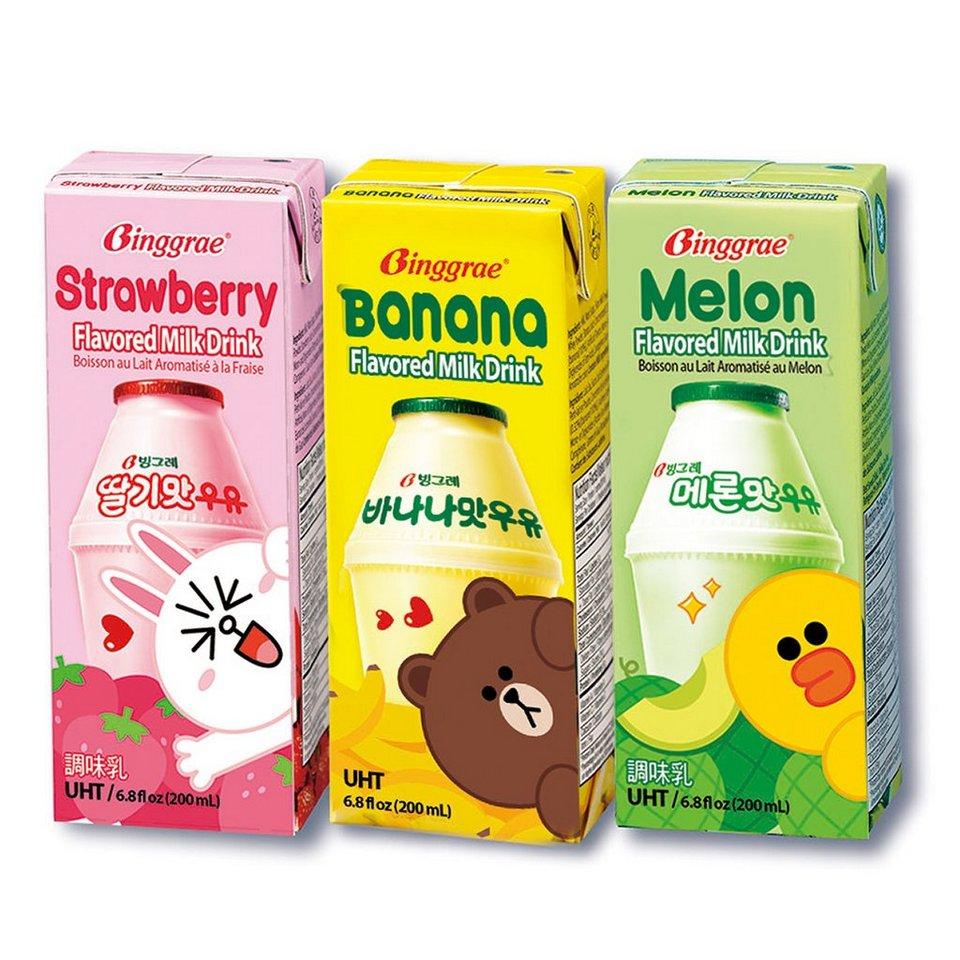 korean banana milk1 Picture: Must buy in Korea blog.