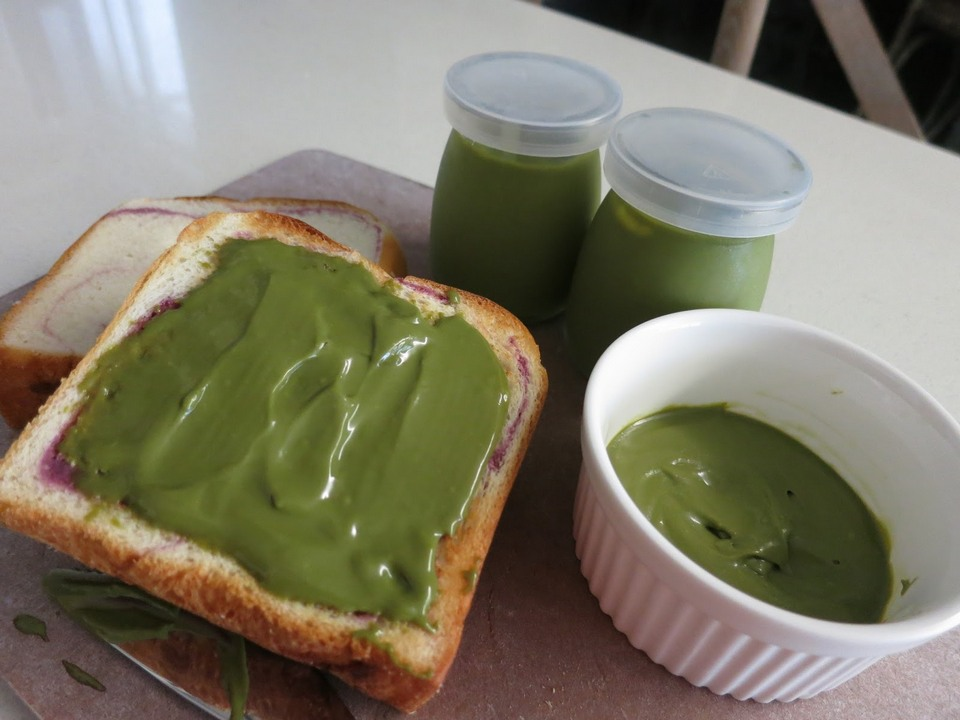 Green Tea (Matcha) Spread