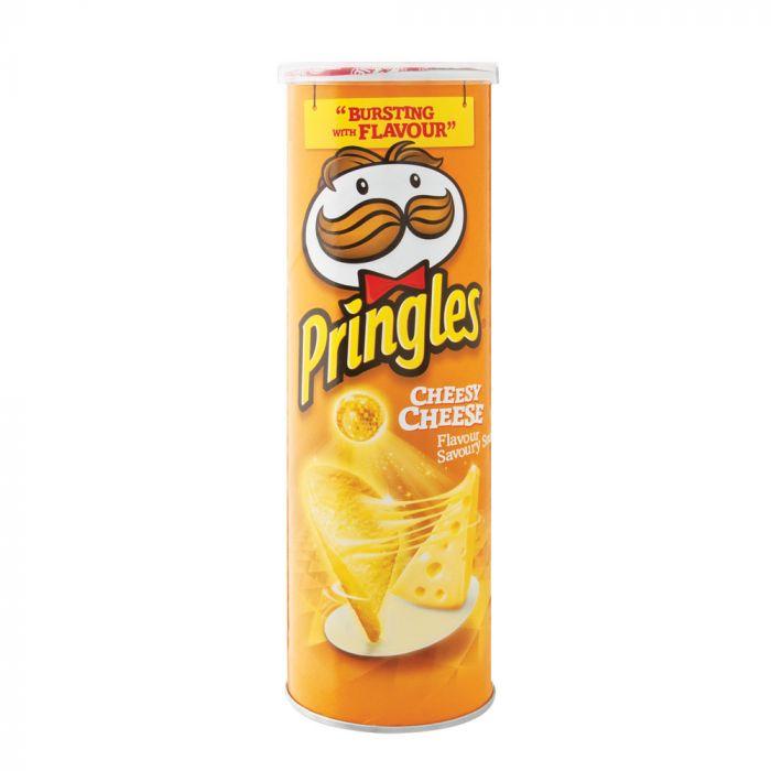 Pringles Cheesy Cheese2