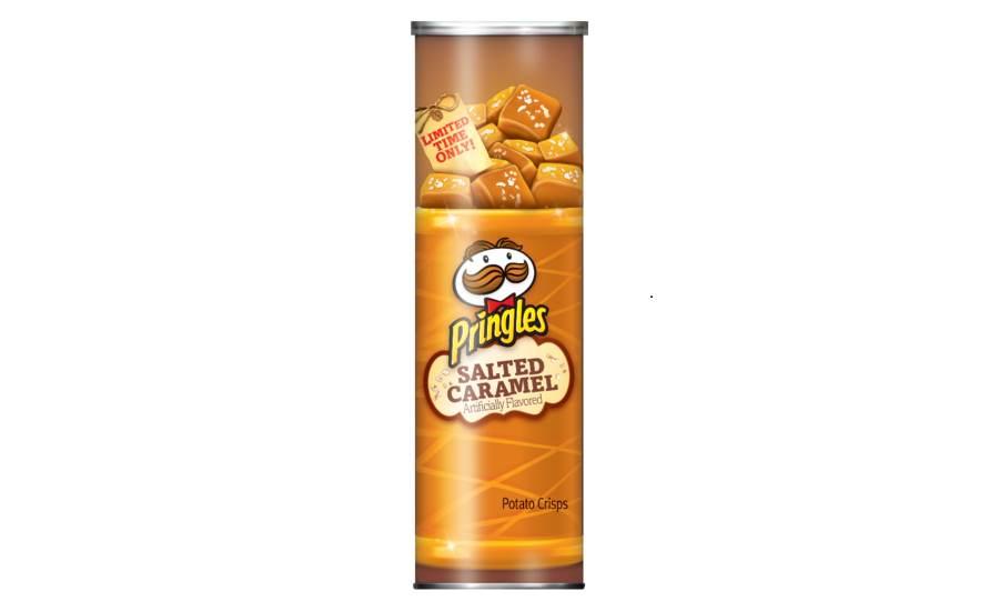 Pringles Salted Caramel