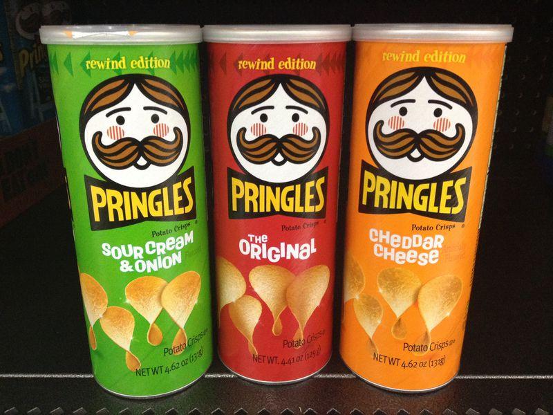 Pringles edition