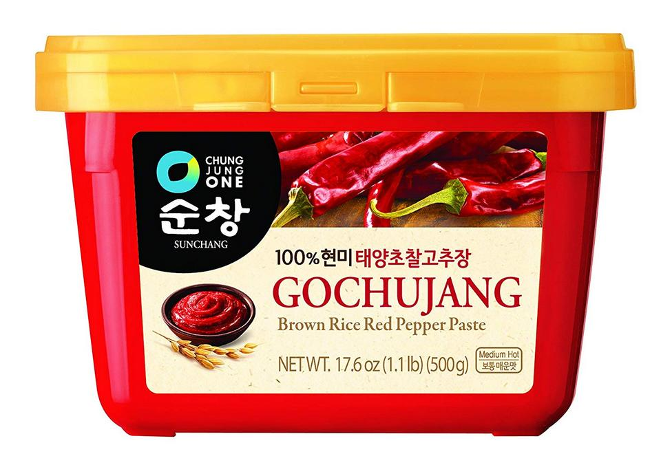 chilli sauce korean