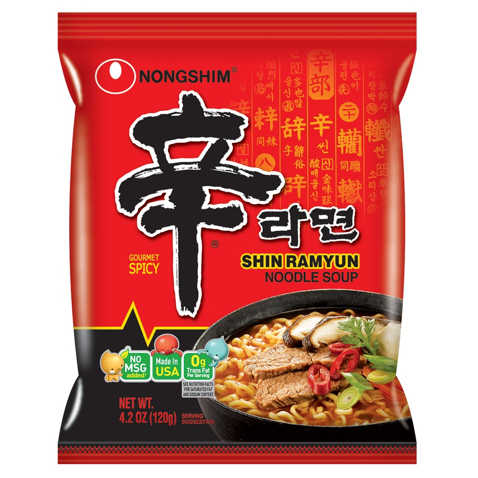 instant noodles korea