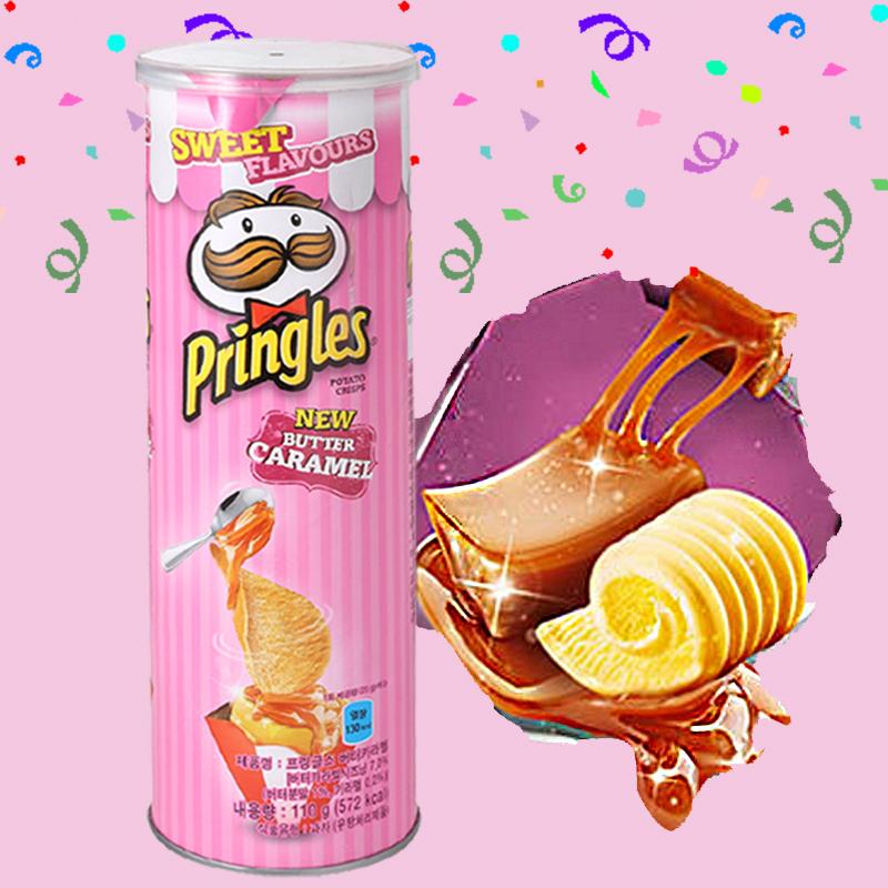 Pringles pink