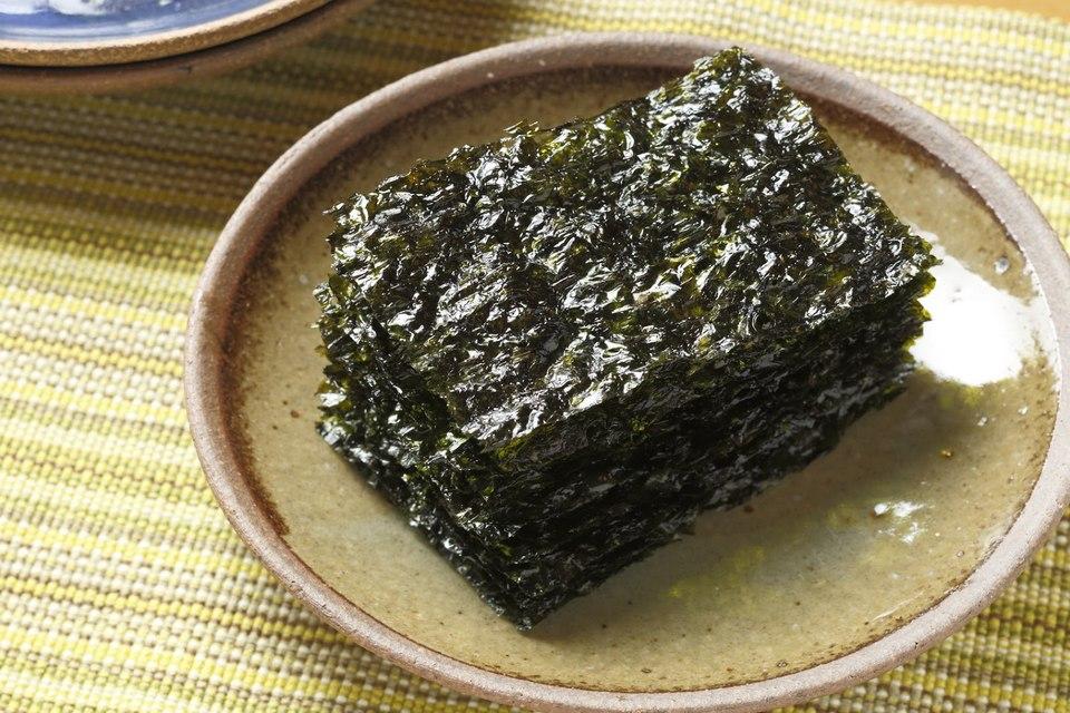 seaweed korean Photo: what food to buy in korea blog.