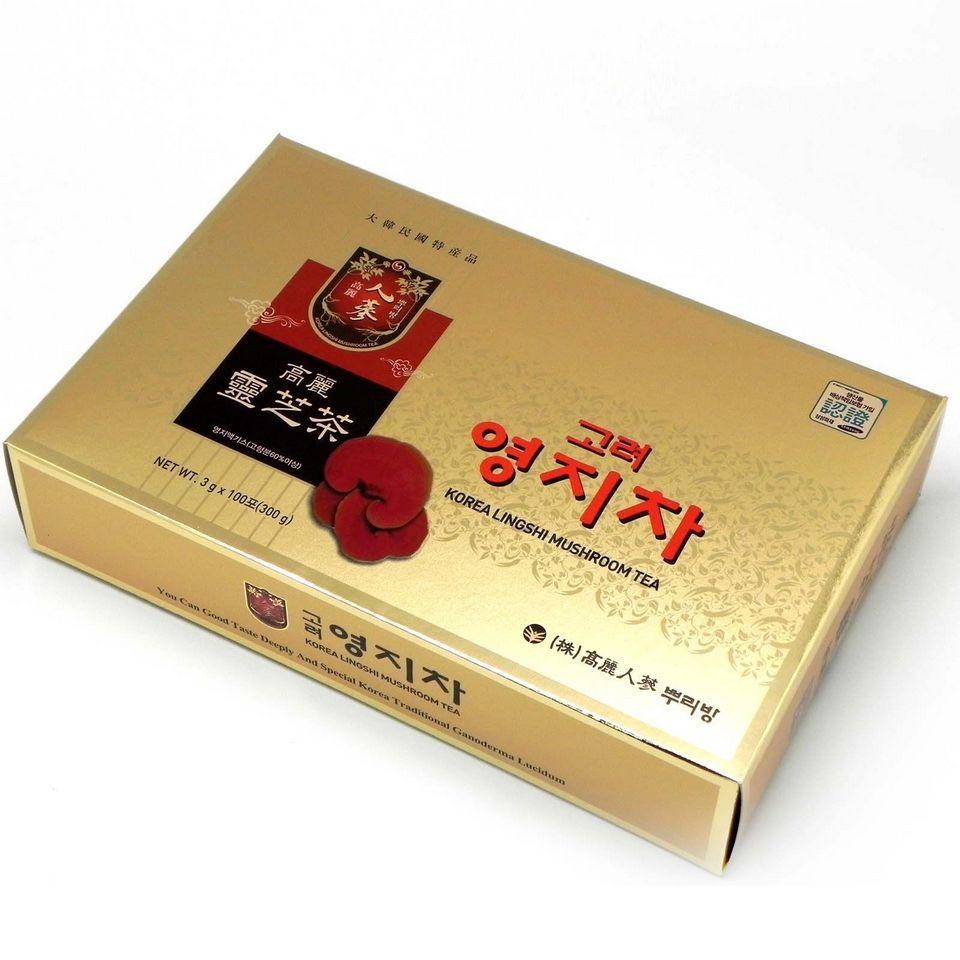 Korean-Lingzhi-Mushroom-capsule